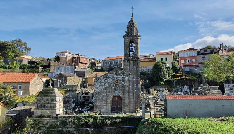 Iglesia románica de San Xulián de Requeixo