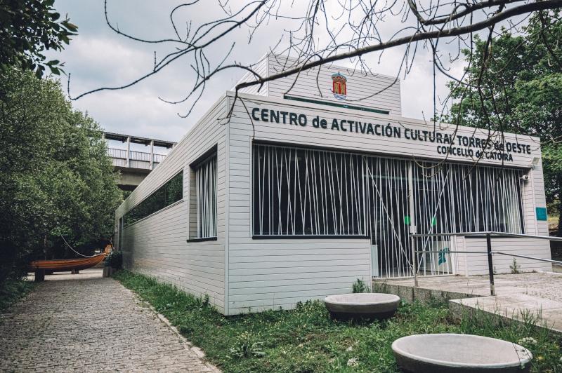 Centro de Activación Cultural Torres de Oeste