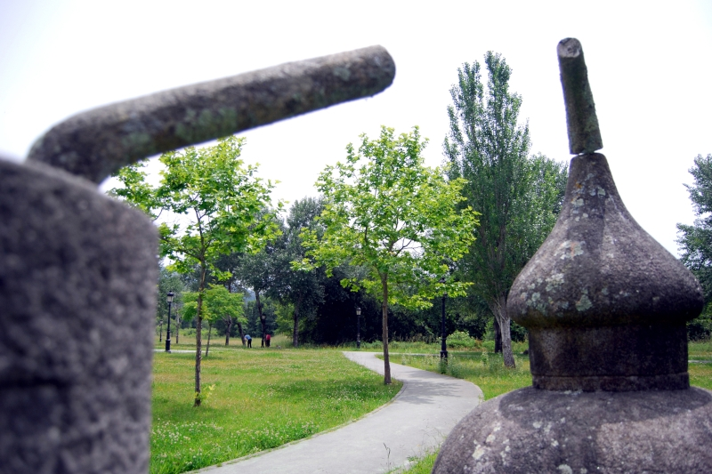 Parque Irmáns Dios Mosquera y área recreativa