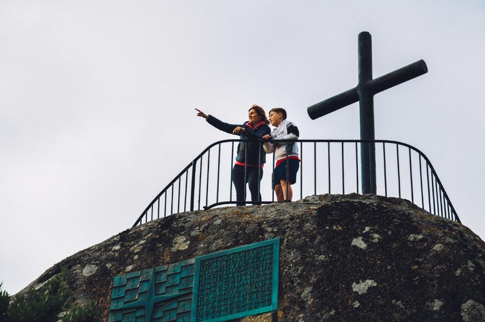 Mirador da Cruz de Lorbeira