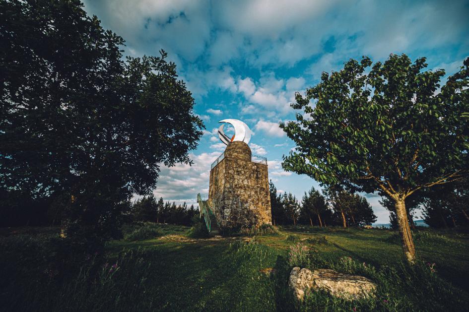 Mirador Faro das Lúas