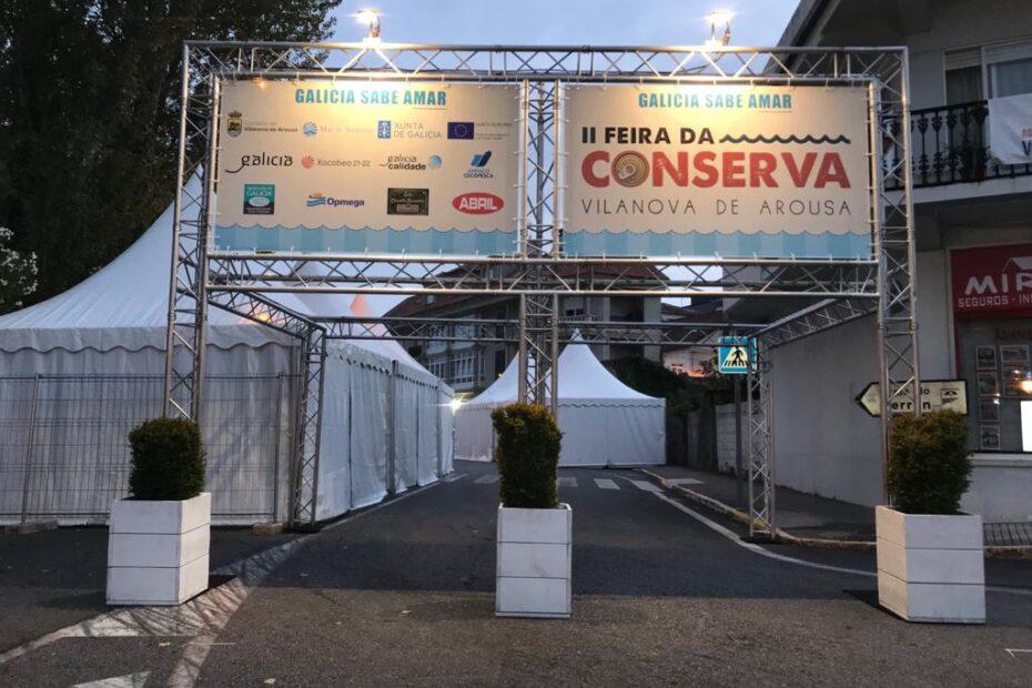 Feira da Conserva de Vilanova
