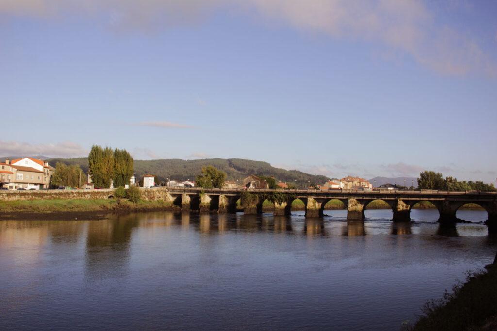 Puente octubre Mar de Santiago- Pontecesures